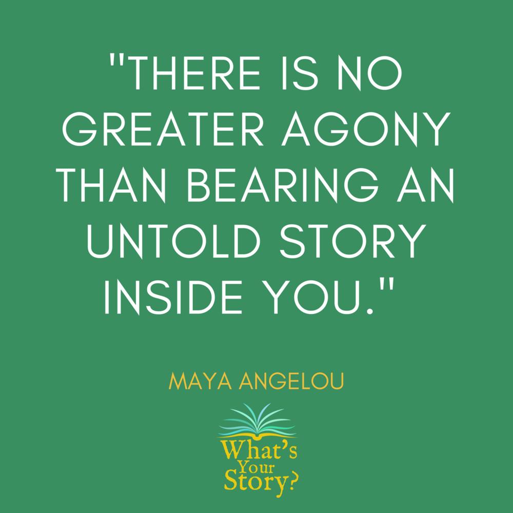 50 Best Quotes for Storytelling — The Storyteller Agency
